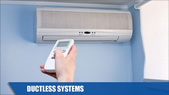 ductless split system air conditioning